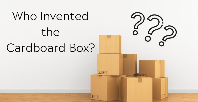 Leaderbox Chicago - Who Invented the Cardboard Box?