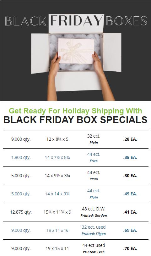 Leaderbox November Box Specials